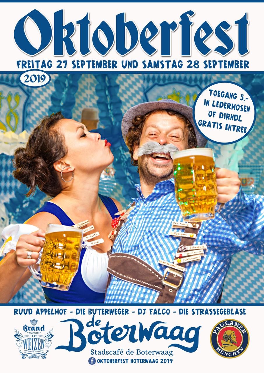 Oktoberfest Boterwaag Den Haag